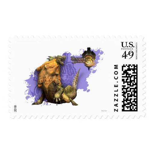 Royal Ludroth Postage Stamp