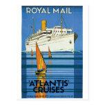 "Royal Mail la ""Atlántida cruza """