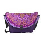 Royal Mandala Rickshaw Messenger Bag