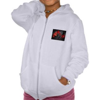Royal Marine Poppy Hooded Sweatshirt