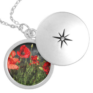Royal Marine Remembers Silver Plated Necklace