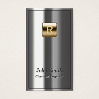 Royal Metallic Chemical Engineer Business Card