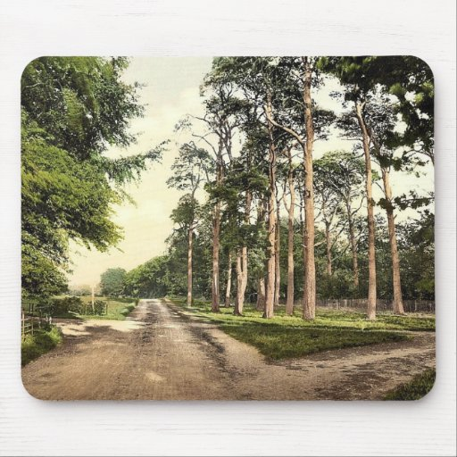 Royal Military College, a favorite drive, Sandhurs Mouse Pads