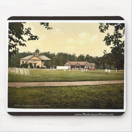Royal Military College, cricket grounds, Sandhurst Mousepad