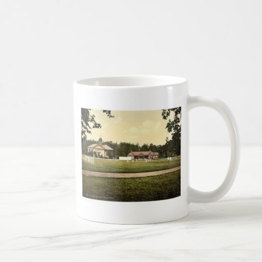 Royal Military College, cricket grounds, Sandhurst Mugs