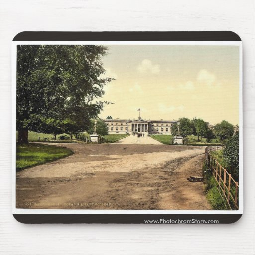 Royal Military College, Sandhurst, Camberley, Engl Mouse Pad