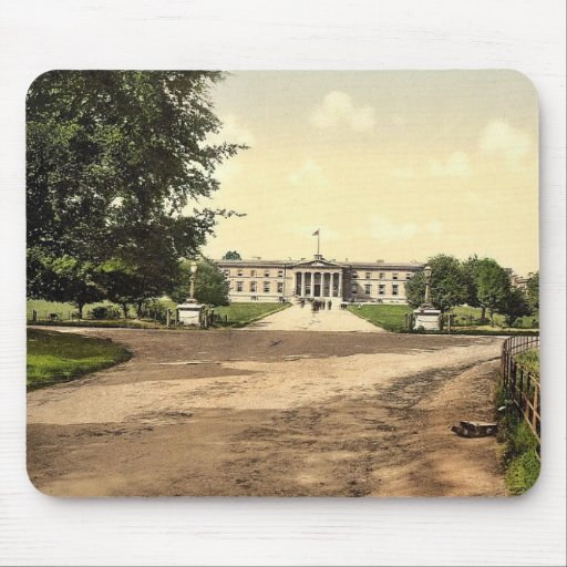 Royal Military College, Sandhurst, Camberley, Engl Mouse Pads