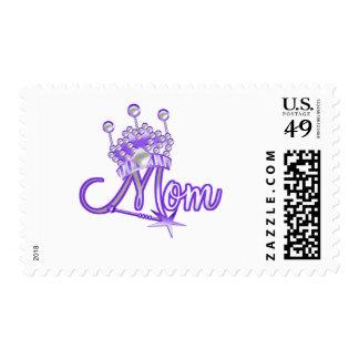 Royal Mom Postage