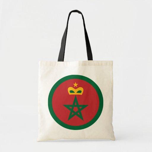 Royal Moroccan Air Force, Morocco Budget Tote Bag