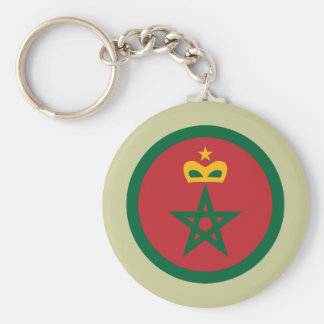 Royal Moroccan Air Force, Morocco Keychain
