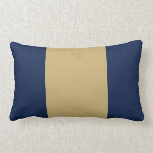 Royal Mountain Goat Throw Pillow
