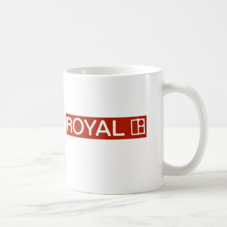 Royal Classic White Coffee Mug
