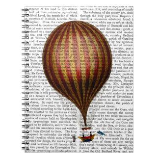 Royal Nassau Balloon Hot Air Balloon Notebook