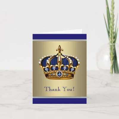 Thank you crown