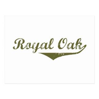 Royal Oak  Revolution t shirts Postcard