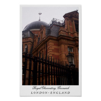 Royal Observatory Detail Posters