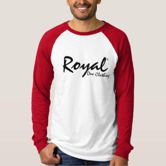 Royal One BaseBall Tee
