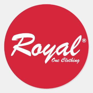 Royal One Sticker