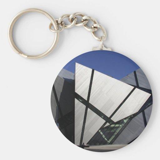 Royal Ontario Museum key chain