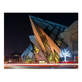 Royal Ontario Museum (ROM) Postcard,Toronto,Canada Postcard