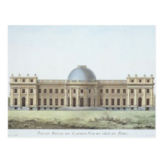 Royal Palace at Laeken, View from the Park, from ' Postcard