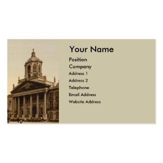 Royal Palace, Brussels, Belgium Business Card Templates