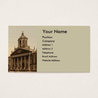 Royal Palace, Brussels, Belgium Business Card