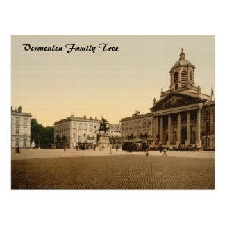 Royal Palace, Brussels, Belgium Postcard
