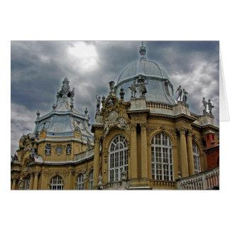 Royal Palace, Budapest, Hungary(3) Card