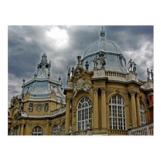 Royal Palace, Budapest, Hungary(3) Postcard