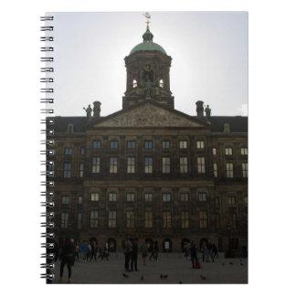 Royal Palace de Amsterdam Libretas