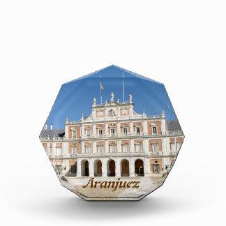 Royal Palace de Aranjuez concede