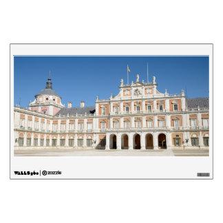 Royal Palace de Aranjuez Vinilo Adhesivo
