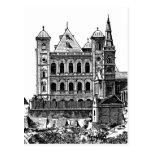Royal Palace in Antananarivo Postcard