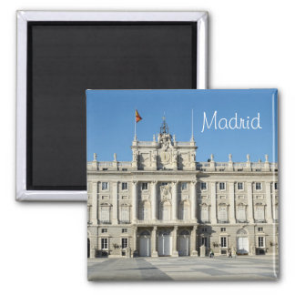 Royal Palace, Madrid Magnet