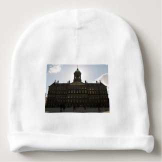 Royal Palace of Amsterdam Baby Beanie