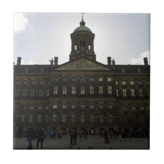 Royal Palace of Amsterdam Ceramic Tiles