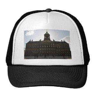 Royal Palace of Amsterdam Trucker Hat