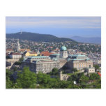 Royal Palace Of Buda Postcards