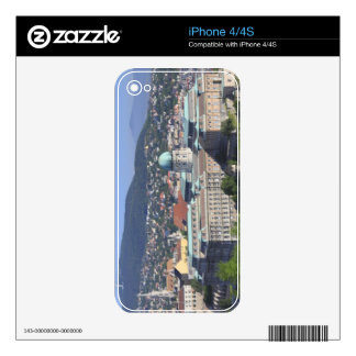 Royal Palace Of Buda Skin For The iPhone 4S