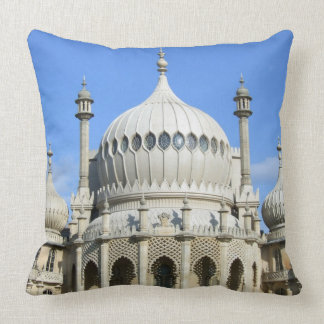 Royal Pavilion, Brighton, Sussex, England Pillow