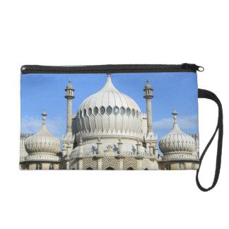 Royal Pavilion, Brighton, Sussex, England Wristlet Purse