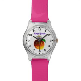 Royal Peach Drink Recipe Watch