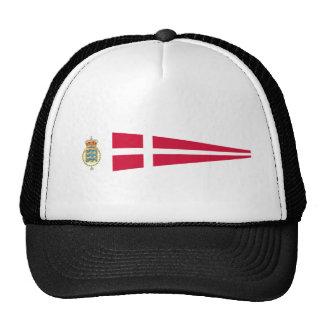 Royal Pennant Of Denmark, Greenland flag Hat