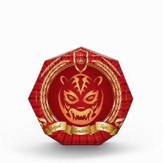 Royal Phantom Tiger,Multiple products selected Acrylic Award