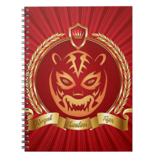 Royal Phantom Tiger,Multiple products selected Notebook