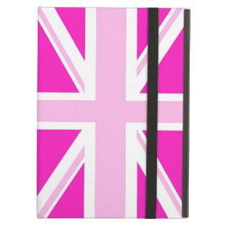 Royal Pink Cover For iPad Air