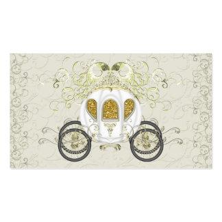 Royal Place Card, etc. - SRF Business Card