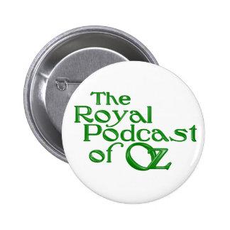 Royal Podcast of Oz Pin