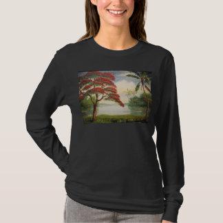 Royal Poinciana (Flamboyant Tree) T-Shirt
